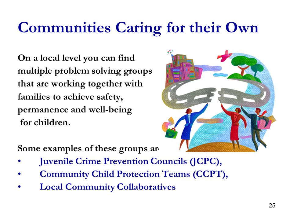 Communities Caring for their Own