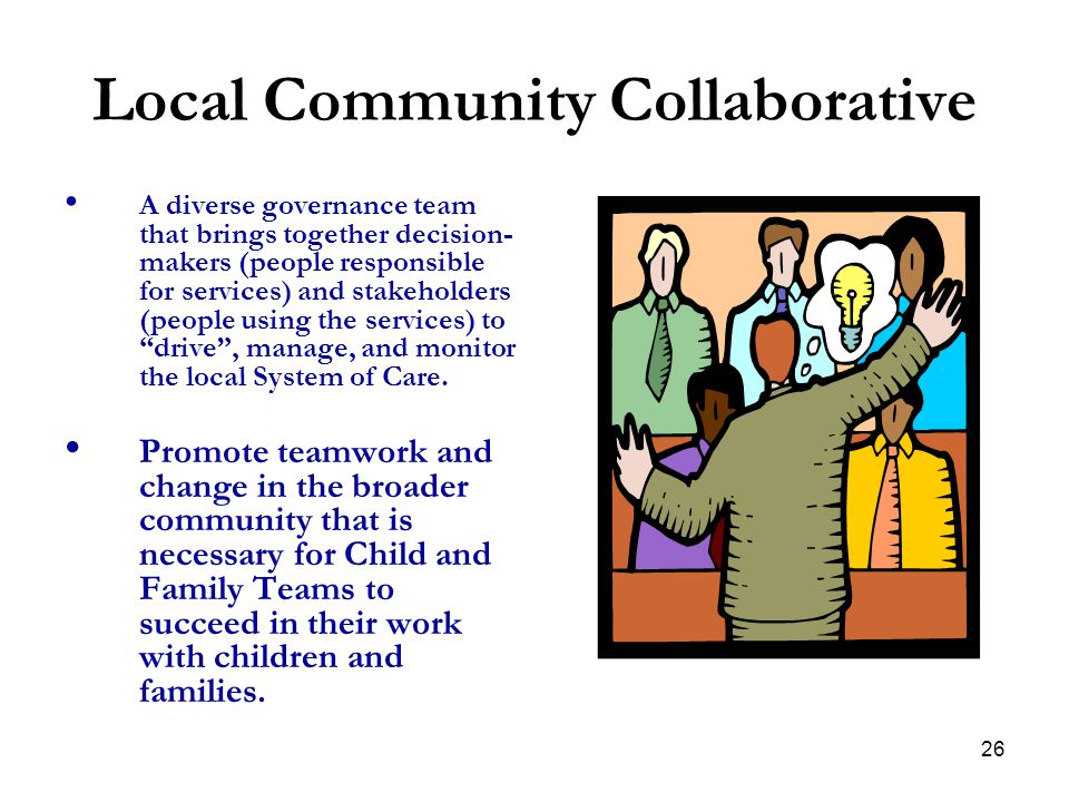 Local Community Collaborative