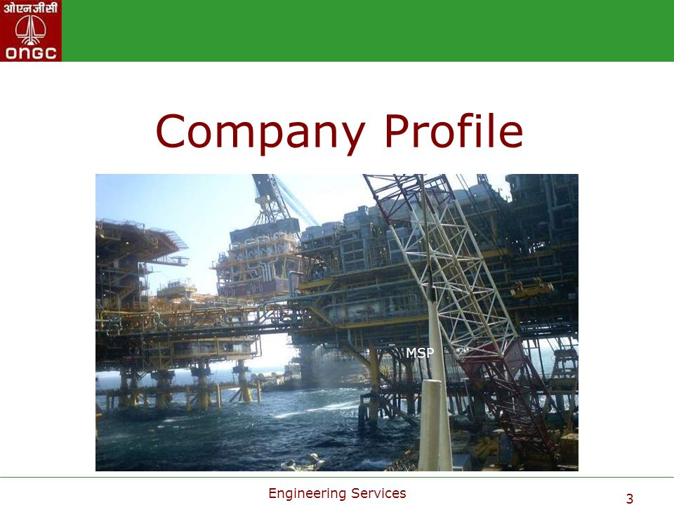 Company Profile MSP Engineering Services