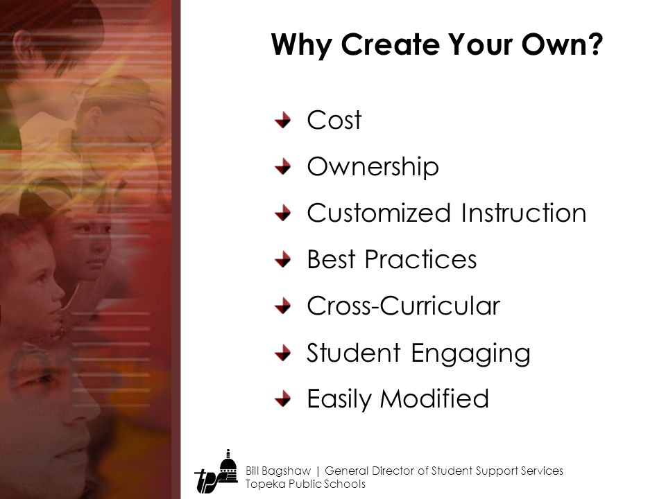 Why Create Your Own Cost Ownership Customized Instruction