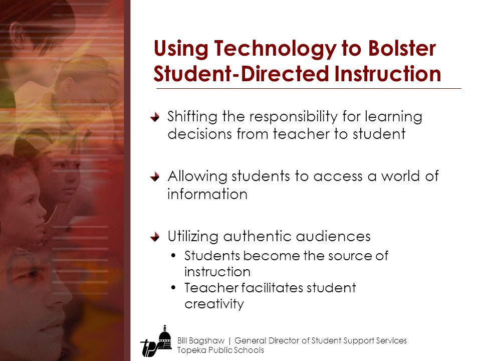 Using Technology to Bolster Student-Directed Instruction