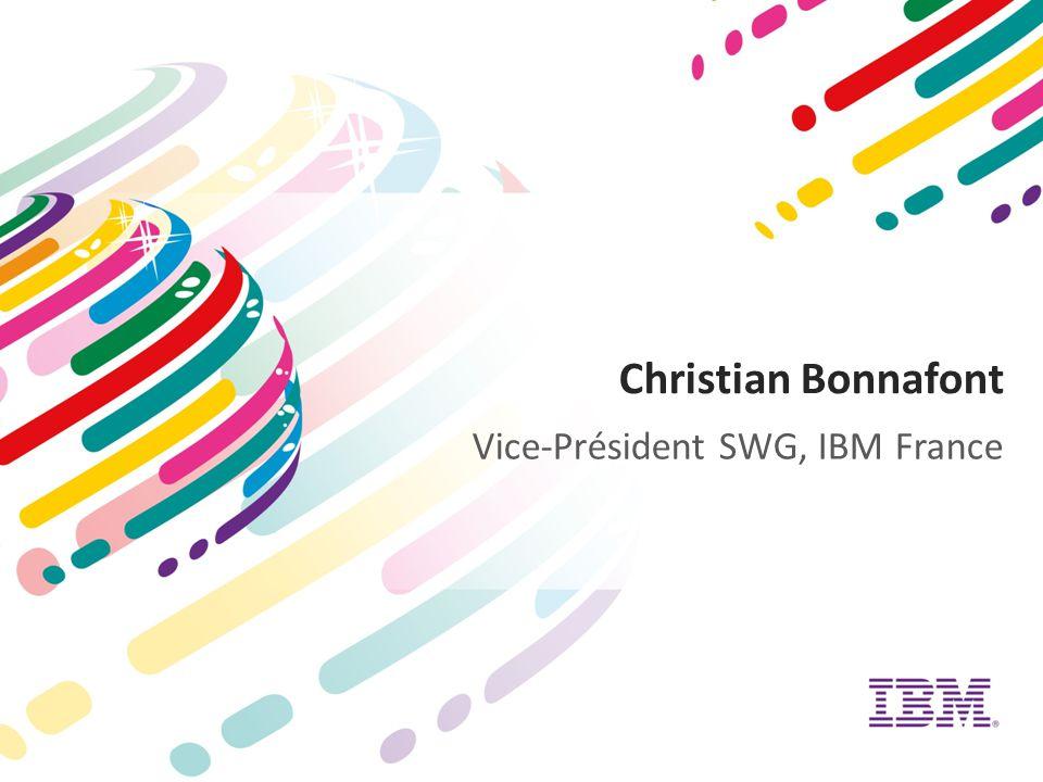 Vice-Président SWG, IBM France
