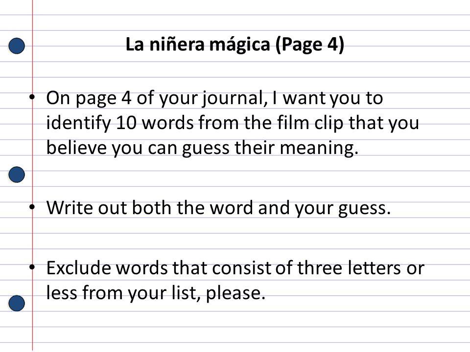 La niñera mágica (Page 4)
