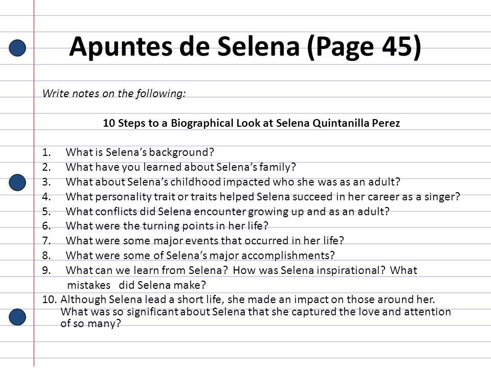 Selena Quintanilla Family Tree | www.pixshark.com - Images ...
