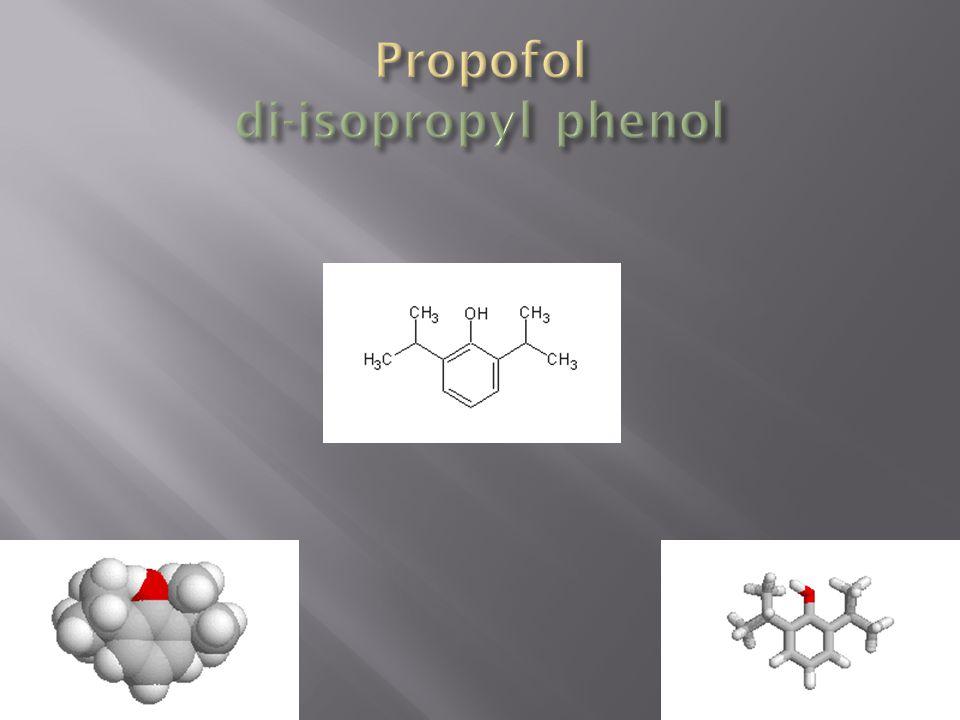 Propofol di-isopropyl phenol