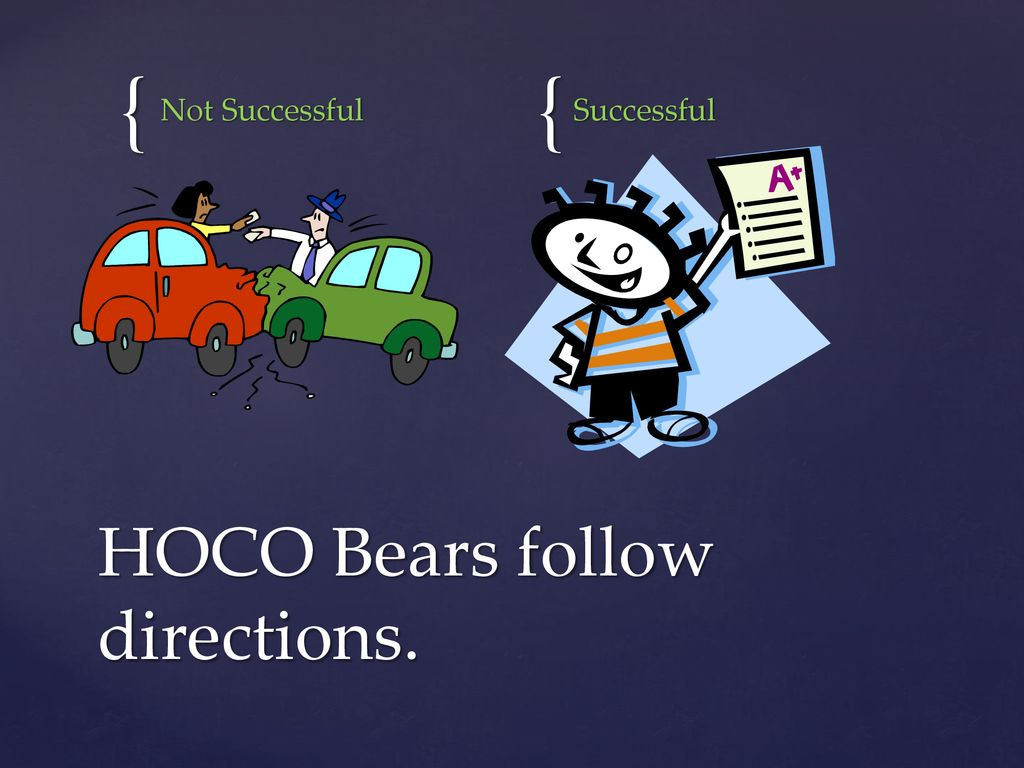 What Is Means To Be A Hoco Bear Ppt Download