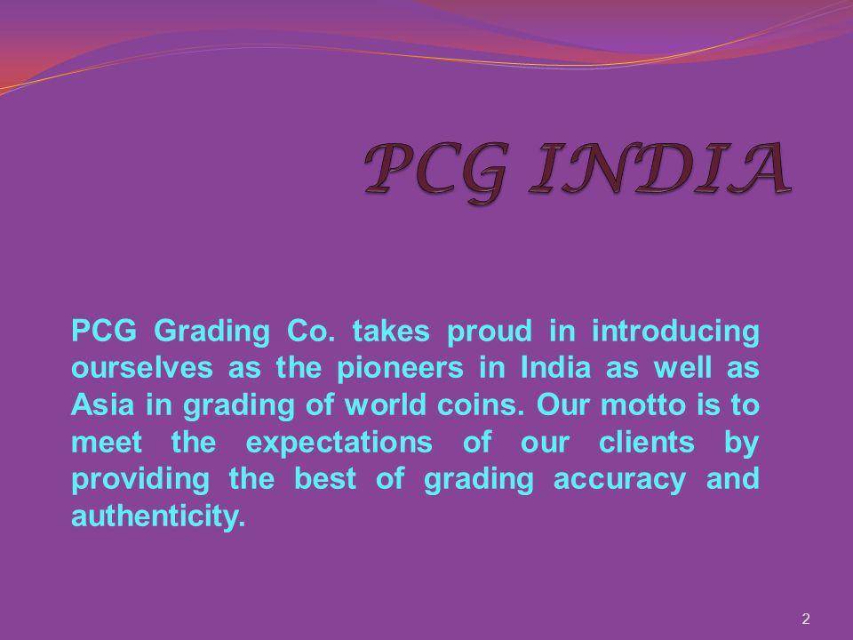 PCG INDIA