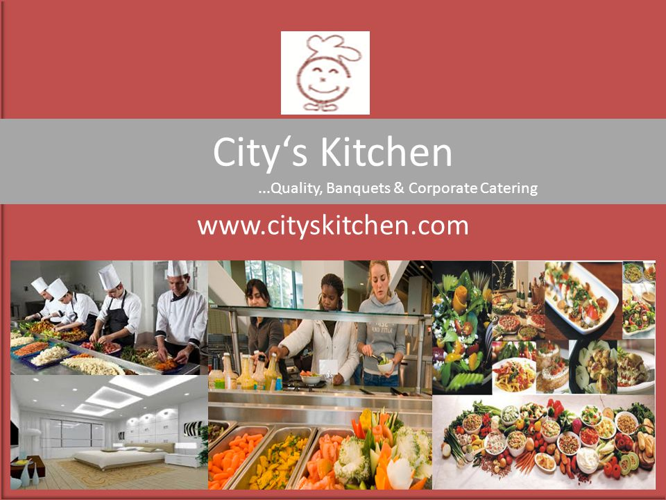 City's Kitchen ...Quality, Banquets & Corporate Catering