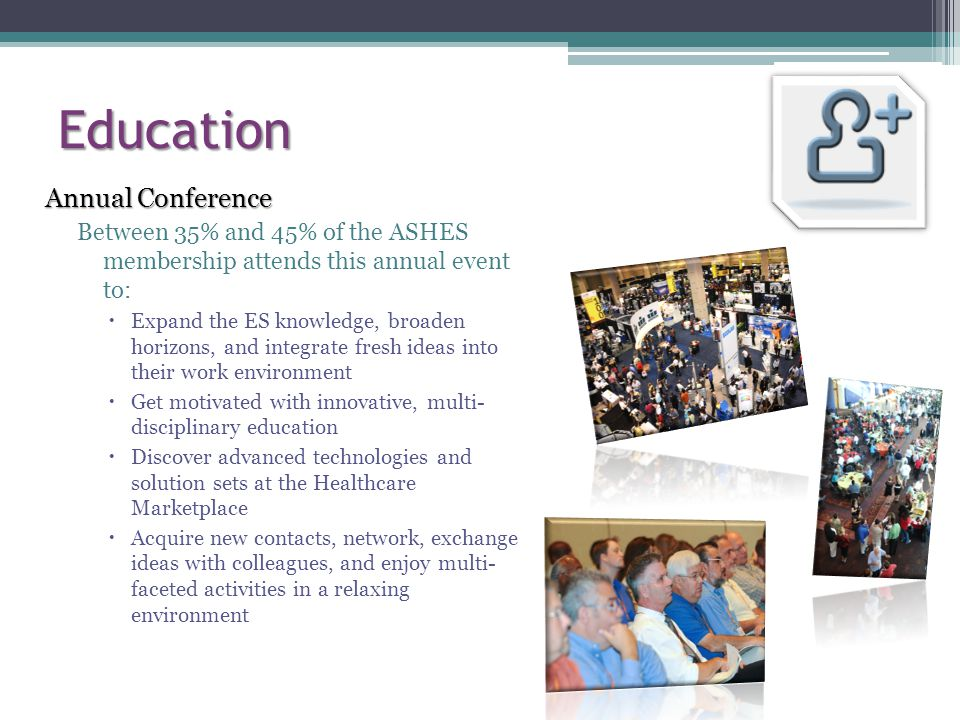 Education Annual Conference