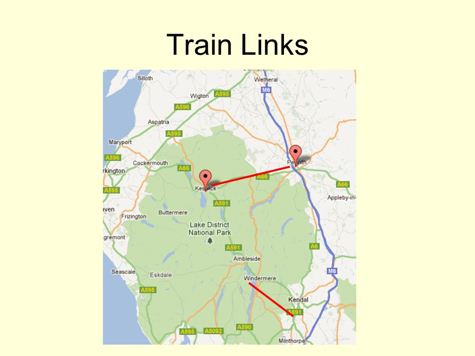 Train Links