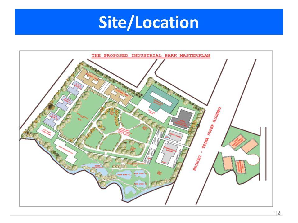 Site/Location