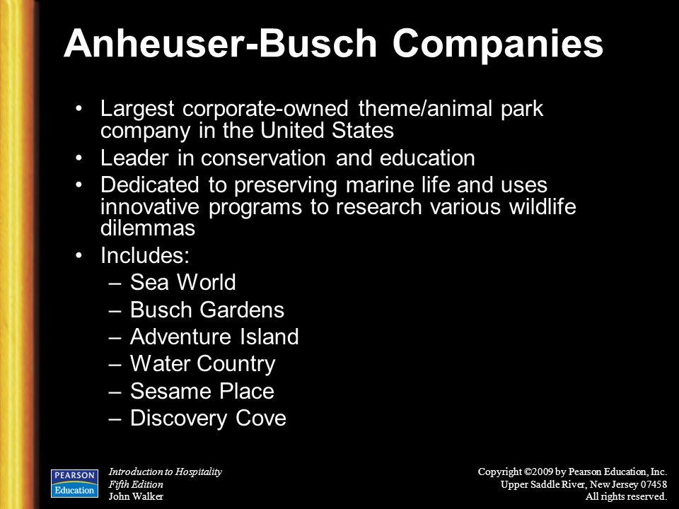 Anheuser-Busch Companies
