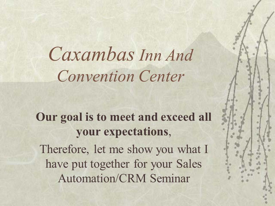 Caxambas Inn And Convention Center