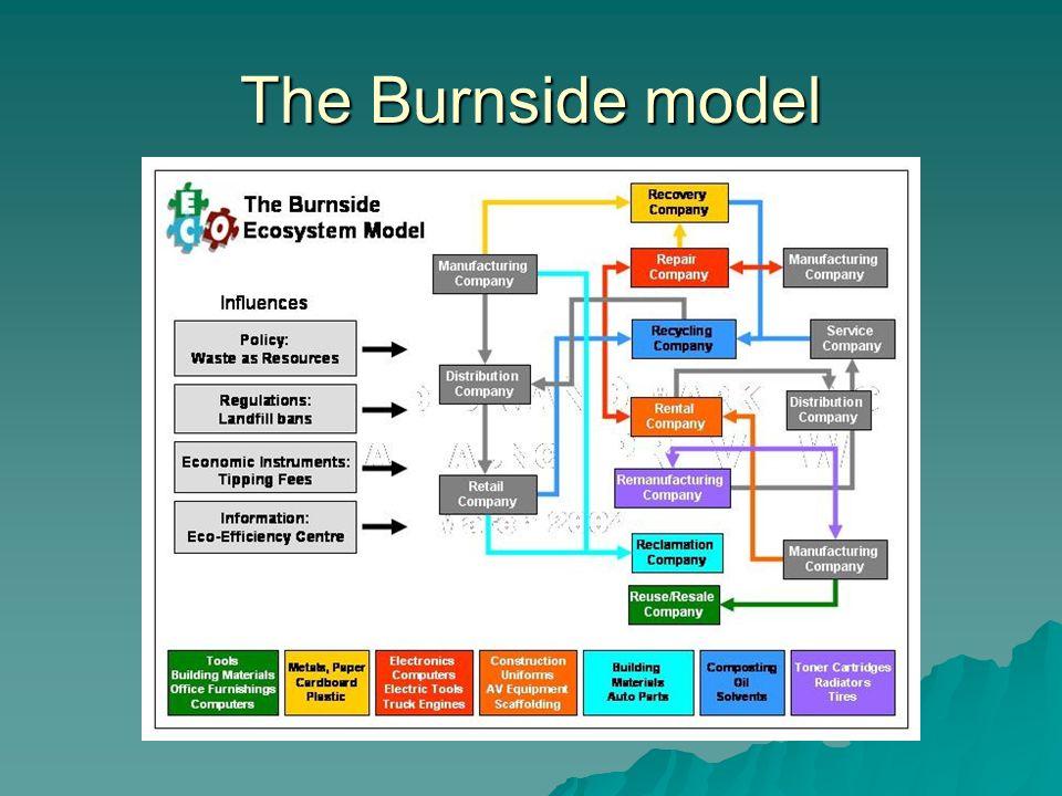 The Burnside model