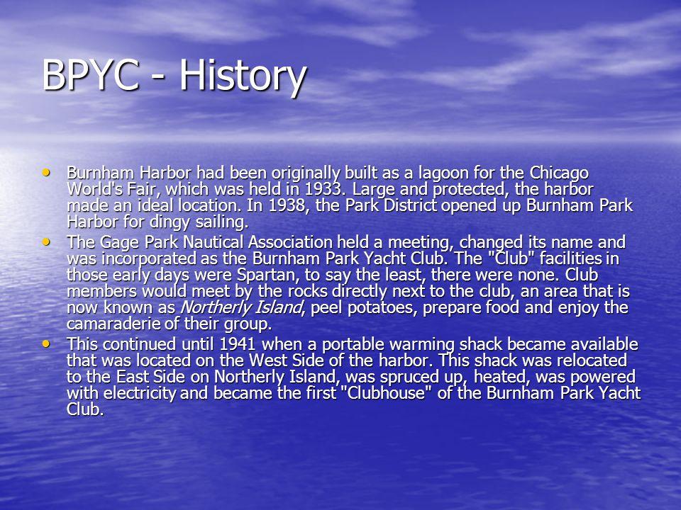 BPYC - History