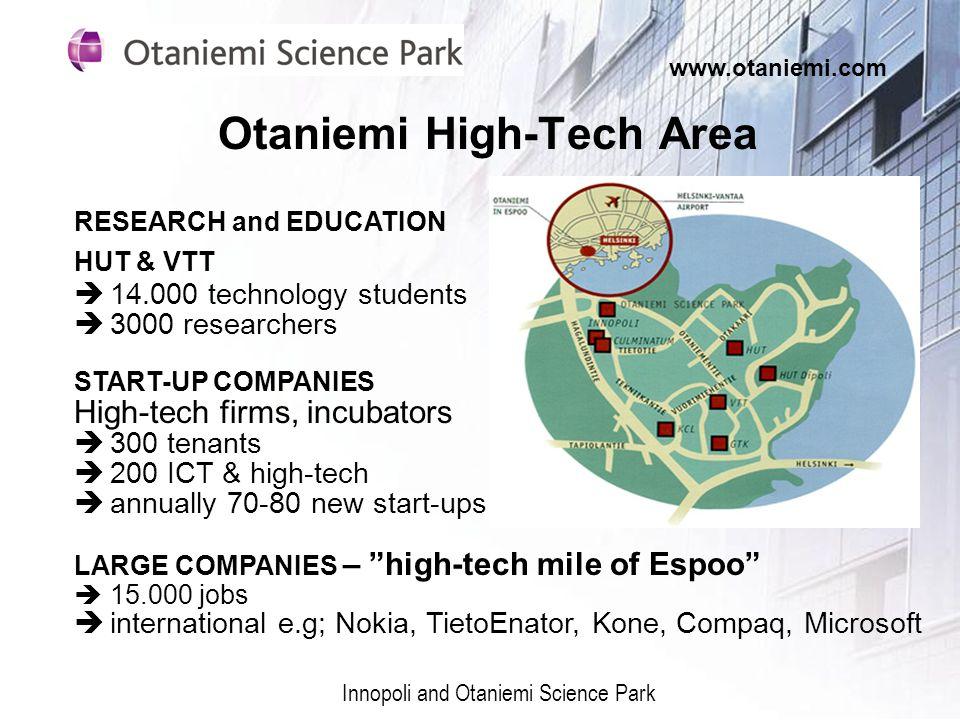 Otaniemi High-Tech Area