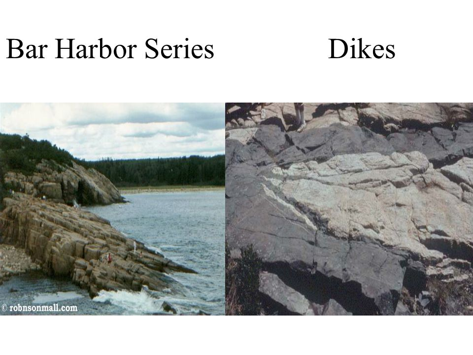 Bar Harbor Series Dikes