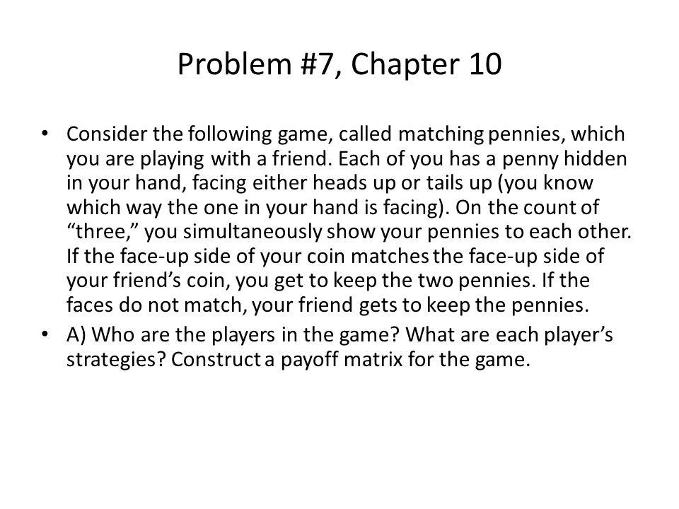 Problem #7, Chapter 10