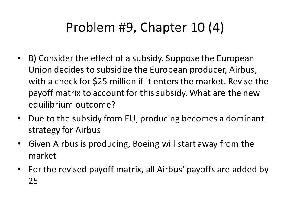 Problem #9, Chapter 10 (4)