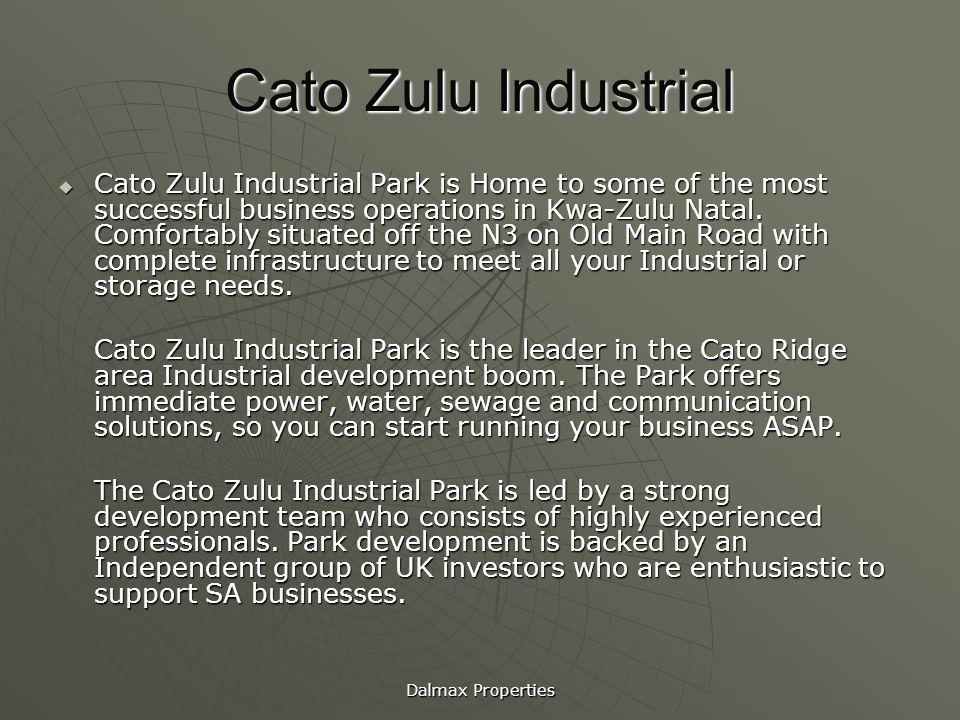 Cato Zulu Industrial