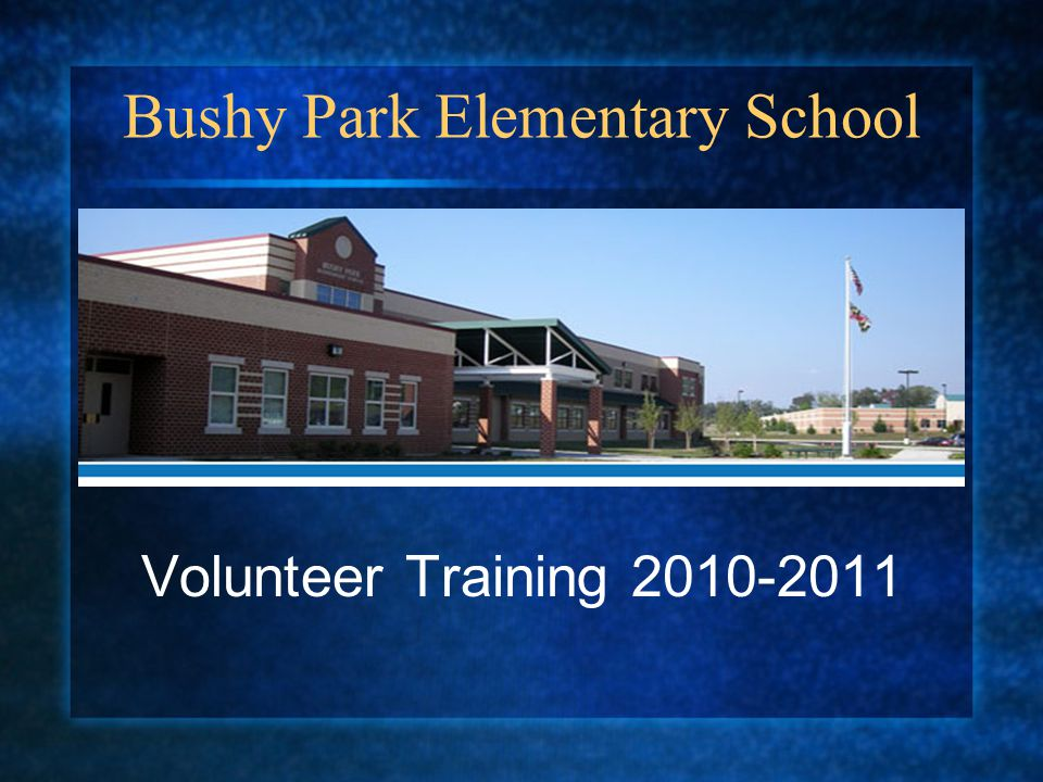 Bushy Park Elementary School