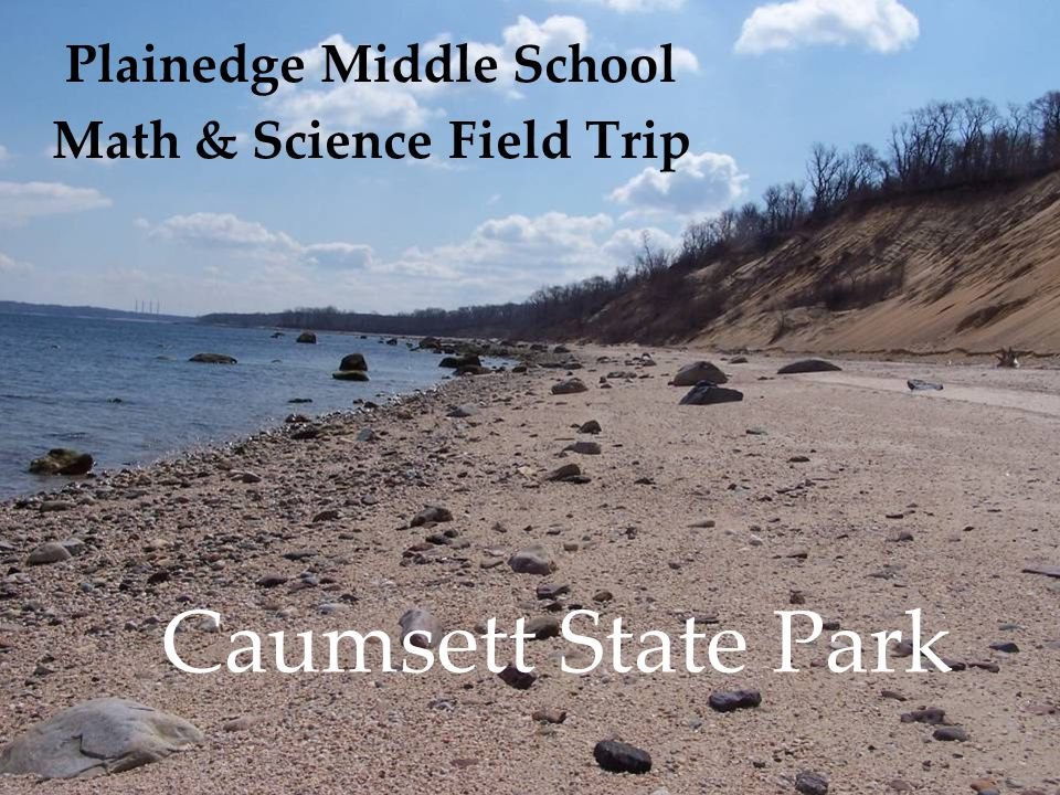 Plainedge Middle School Math & Science Field Trip