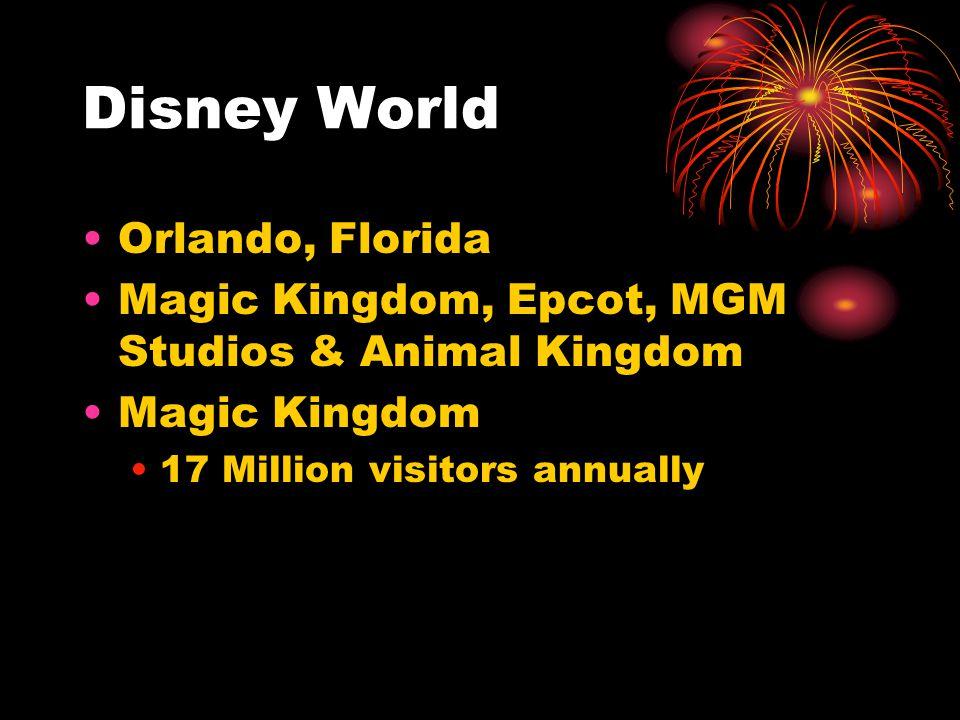 Disney World Orlando, Florida