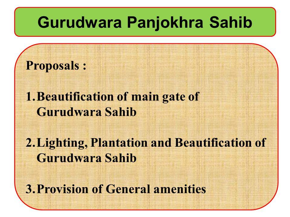 Gurudwara Panjokhra Sahib