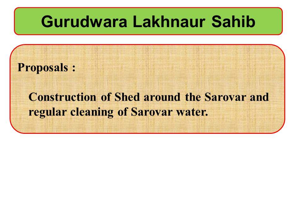 Gurudwara Lakhnaur Sahib