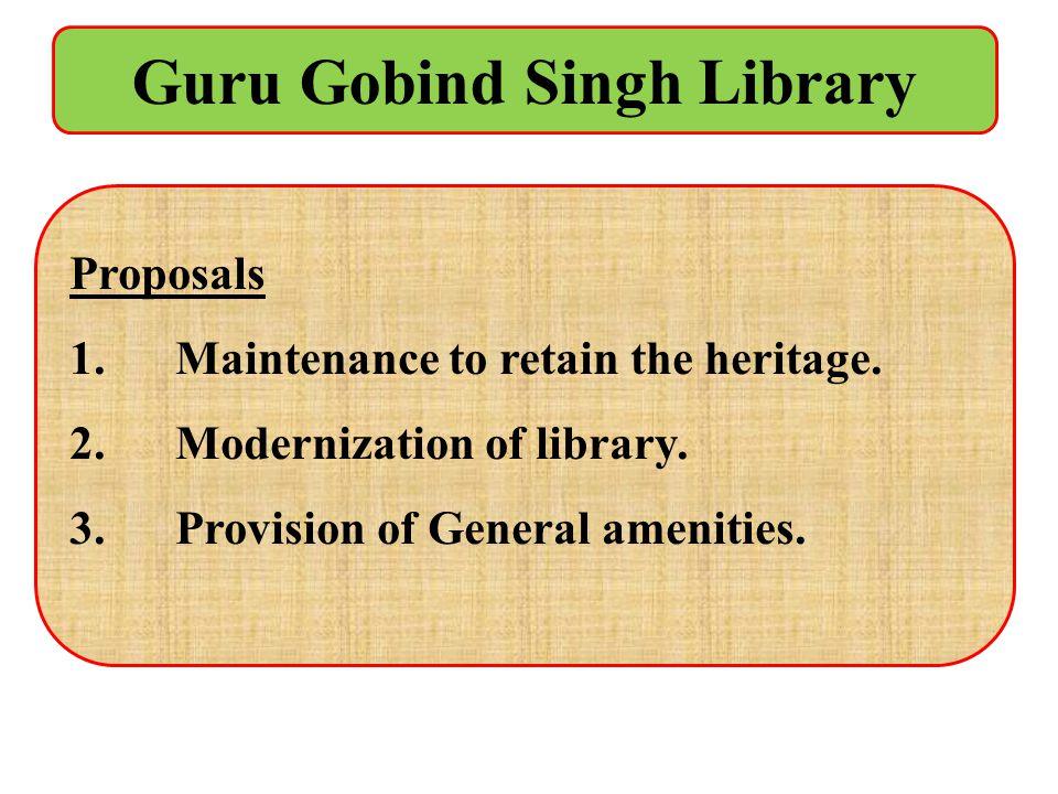 Guru Gobind Singh Library