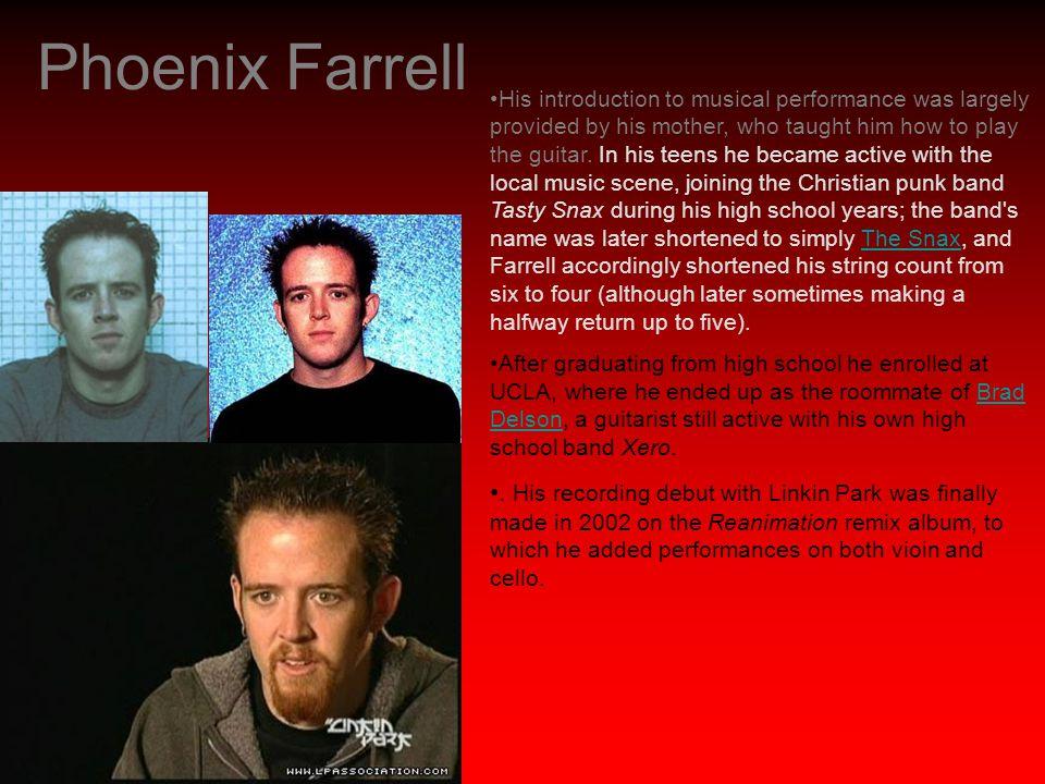 Phoenix Farrell