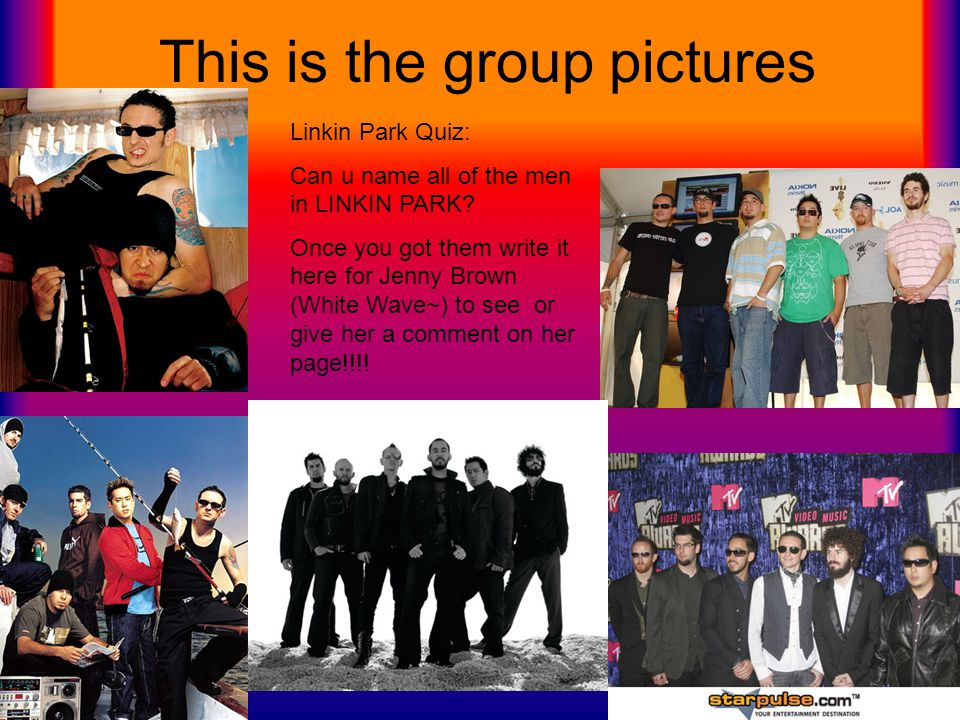 This is the group pictures