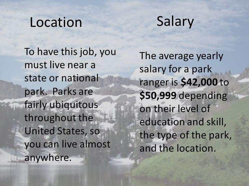 Location Salary.