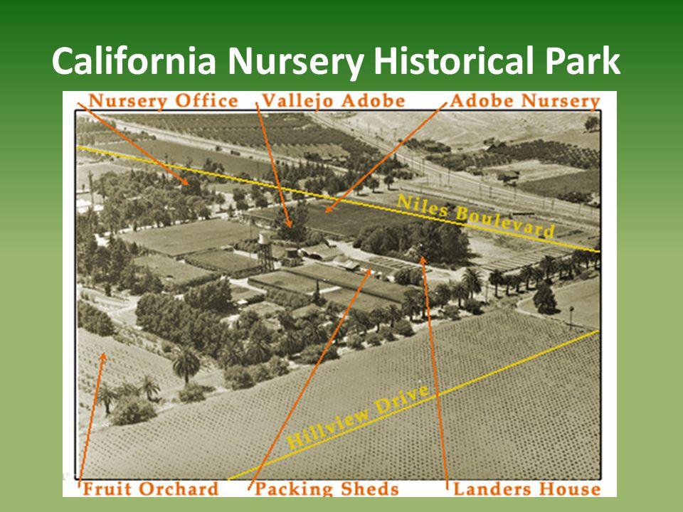 California Nursery Historical Park