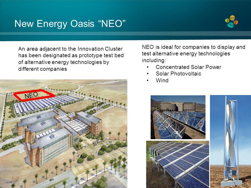 New Energy Oasis NEO NEO