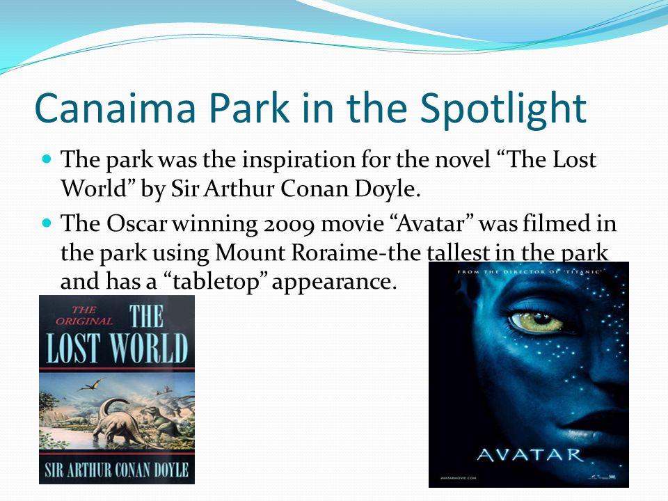 Canaima Park in the Spotlight