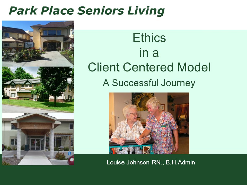 Park Place Seniors Living