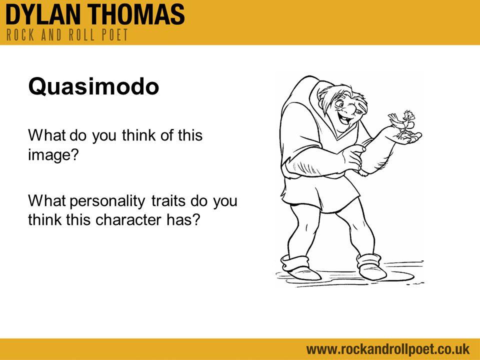 Quasimodo What do you think of this image