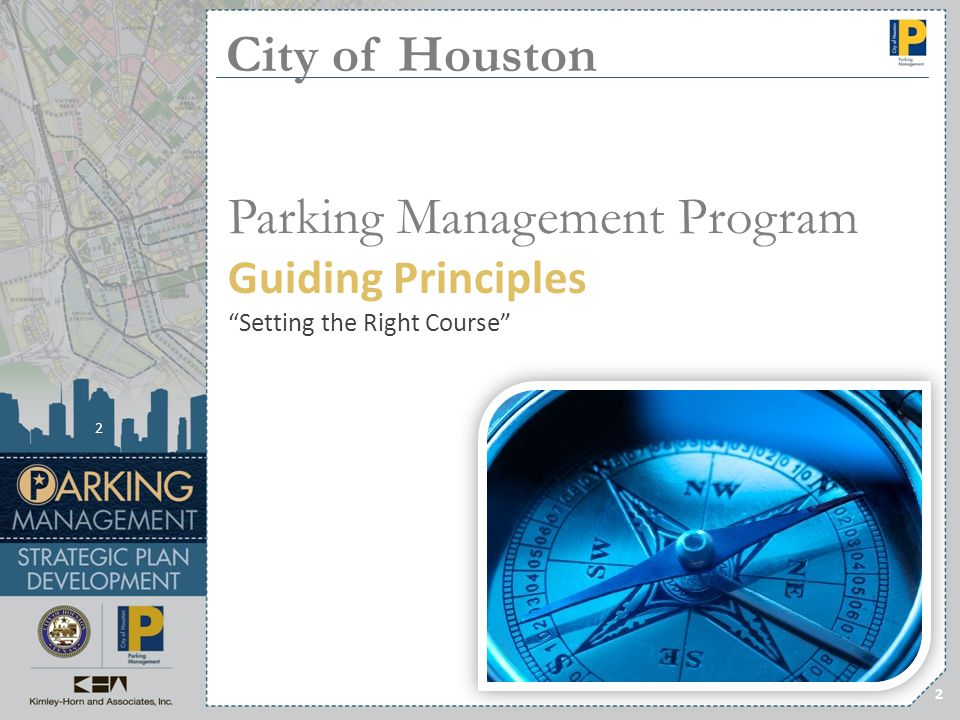 Parking Management Program