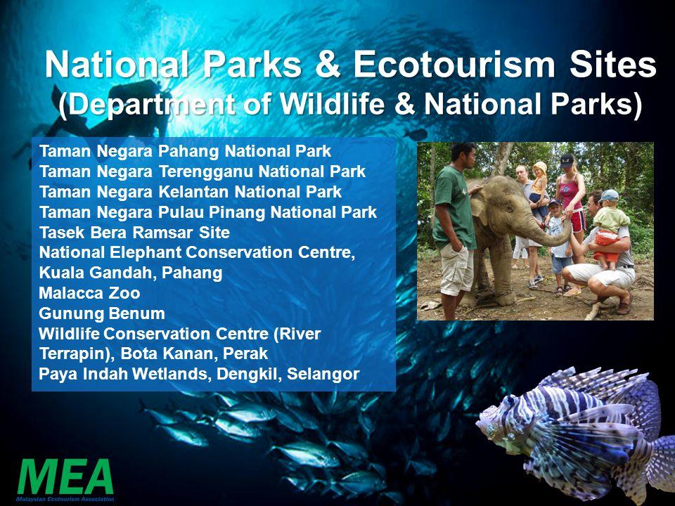 National Parks & Ecotourism Sites
