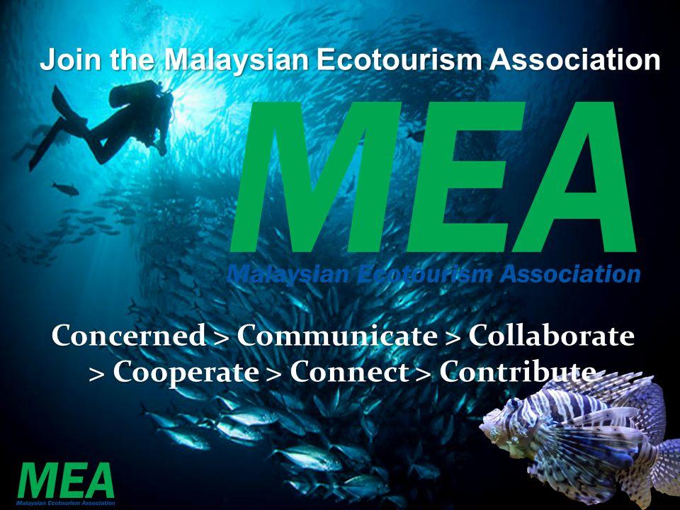 Join the Malaysian Ecotourism Association