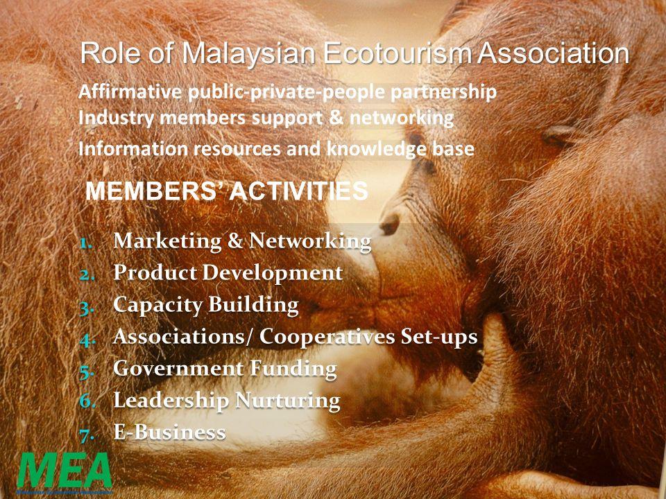 Affirmative public-private-people partnership