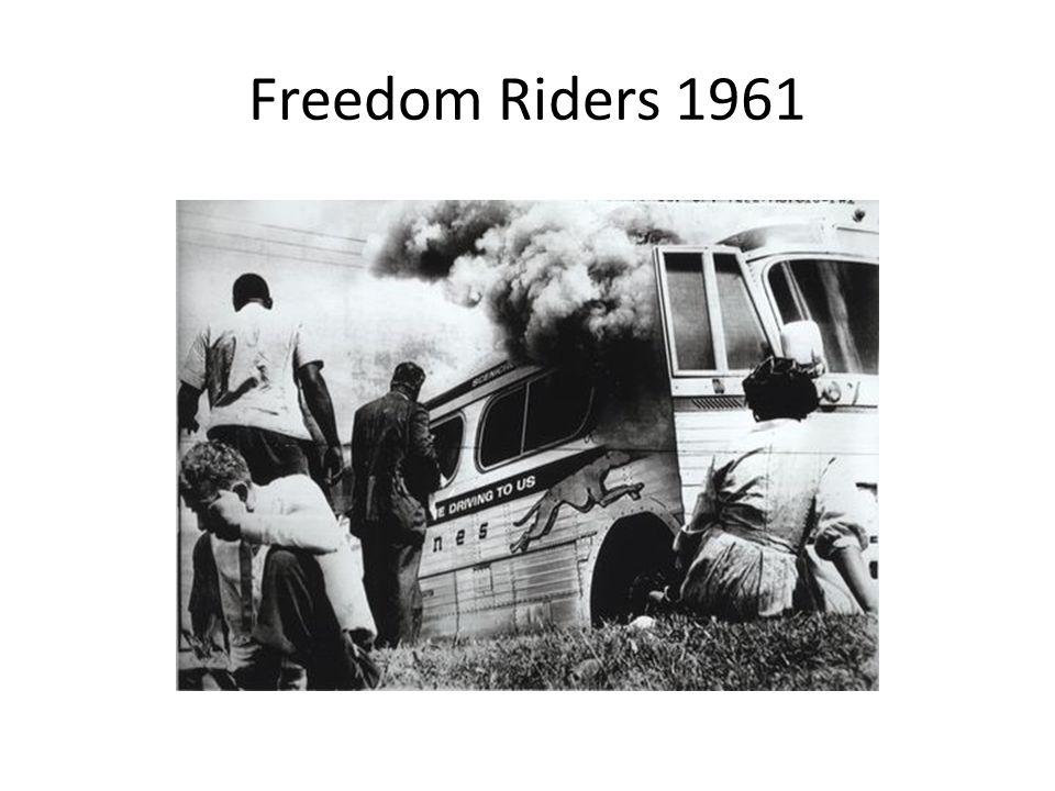 Freedom Riders 1961