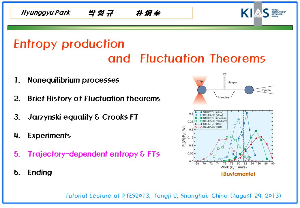 and Fluctuation Theorems