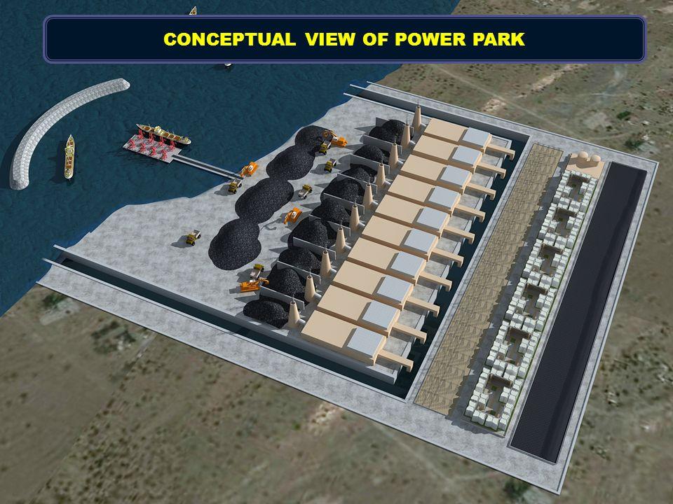 CONCEPTUAL VIEW OF POWER PARK