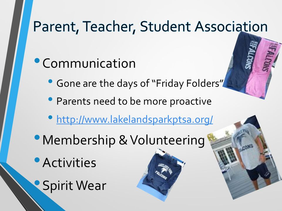 Parent, Teacher, Student Association