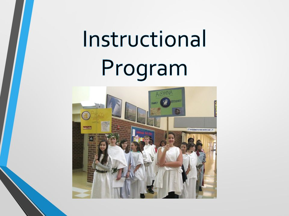 Instructional Program