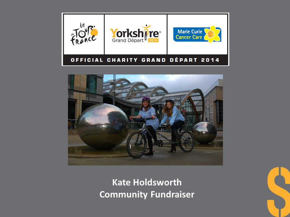 Kate Holdsworth Community Fundraiser