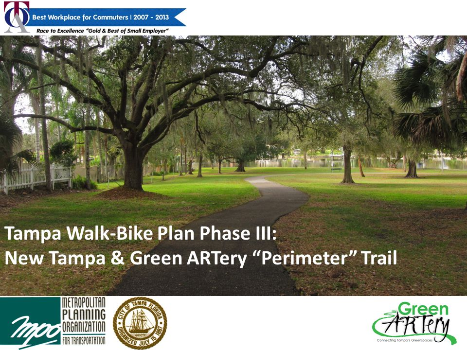 Tampa Walk-Bike Plan Phase III: