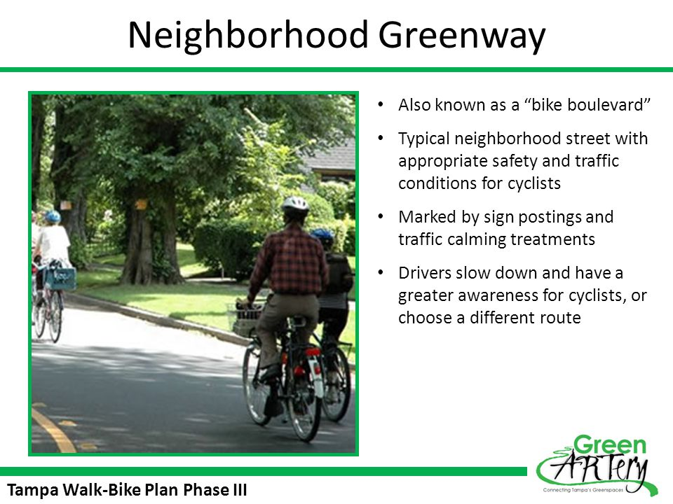 Neighborhood Greenway
